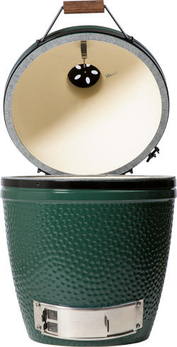 Big Green Egg Medium, Grill - Den originale