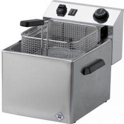 Elektrisk friture med kraftig 6 kw effekt, FE-07T, RM Gastro
