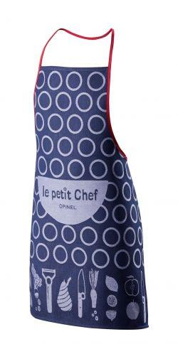 Forklæde til børn fra Opinel Le Petit Chef