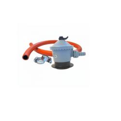 Gasregulator og slange til flaskegas