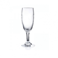 Glas - champagneglas 15 cl , Was