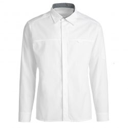 Kentaur, Herreskjorte langærmet – Hvid