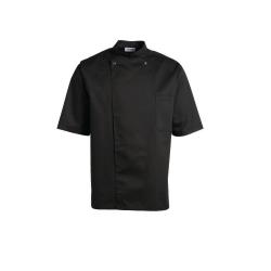 Kokke-/serveringsjakke fra kentaur, sort