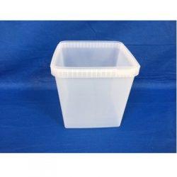 Plastbøtte 5000 ml - fryseegnet