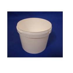 Plastspand, fødevaregodkendt 3,8L, 8038DTE