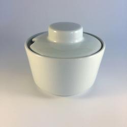 Porcelæn sukkerskål 20 cl - Amalie