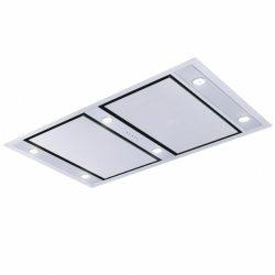 Silverline Matrix Roof 120 cm, stål, til ekstern motor