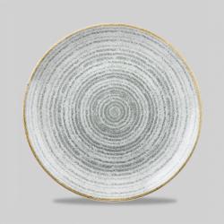 Studio prints tallerken 16,5 cm. (grå) Churchill