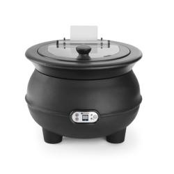 Suppevarmer 8 L med digital temperaturindstilling, Hendi 860502