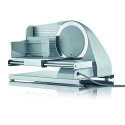 Graef Sliced Kitchen SKS 900 Pålægs-/multimaskine SKS900EU Titan - 100% rustfrit stål, selvbærende design