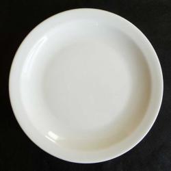 Tallerken frokost 21 cm - Amalie