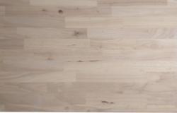 Hevea Bordplade i Hvid Olie 69x60 cm